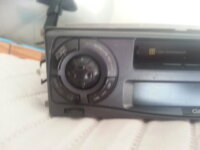 Stereo Radio Cassette Clarion  2