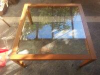 Tavolino da salotto in faggio massello 1