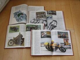 Gran enciclopedia ilustrada de la moto Dos Ruedas