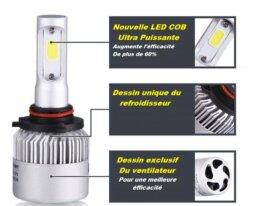 Ampoule H4 LED 360°