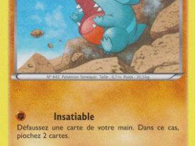 Carte Pkémon - Griknot - rupture turbo: