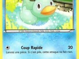 Carte Pokémon Couaneton 60pv Rupture Turbo
