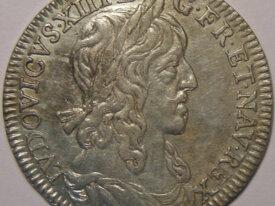 1/4 Ecu Louis XIII