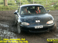 Rally winning MX5 1