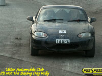 Rally winning MX5 2