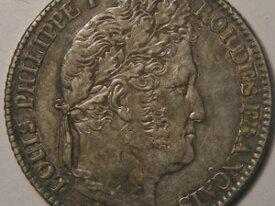 LOUIS-PHILIPPE I 1 Franc 1845 B
