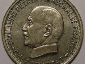 PETAIN 5 Francs 1941