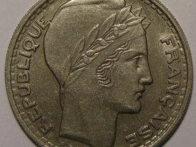 TURIN 10 Francs 1946 Rameaux Longs
