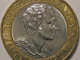 MONTESQUIEU 10 Francs 1989