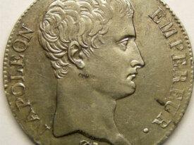NAPOLEON I 5 Francs l'An 13 A