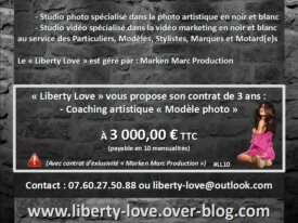 #CoachingArtistique #ModèlePhoto #LibertyLove