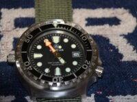 SOLD: Apeks 1000m dive watch 2