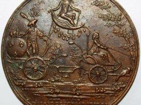 DEPART DES TROIS ORDRES POUR VERSAILLES 1789 - TRE