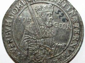 ALLEMAGNE - SAXE - THALER ARGENT 1517
