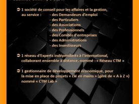 #CabinetCTM #Conseil #Traitement #Marketing