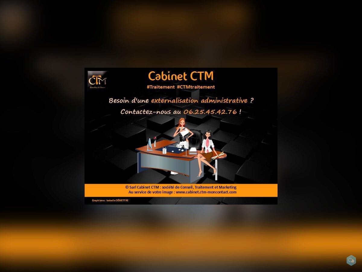#CabinetCTM #Conseil #Traitement #Marketing 3