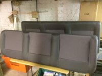 New VW T2 rear bench seat 3