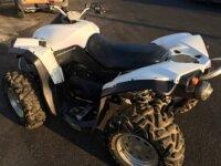 Quad Can Am Renegade 500 2