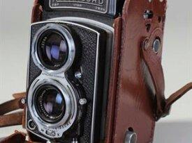 vintage rolleicord 6x6 dbp #1564062 dbgm schneider