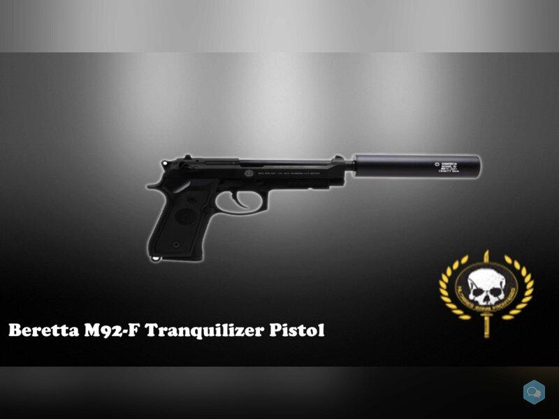 M92-FS Tranquilizer Pistol 1