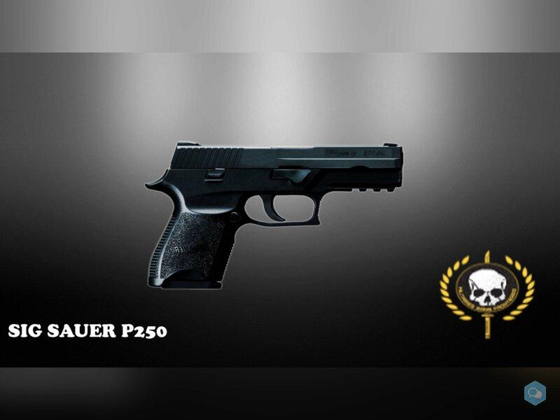 Sig Sauer P250 1