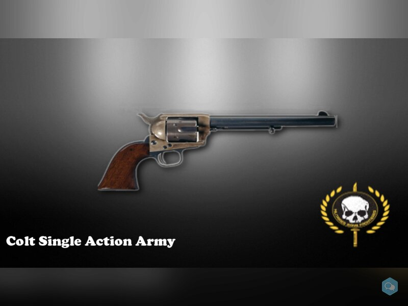 Colt Single Action Army 1