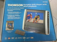 DVD player Thomson DTH620 3