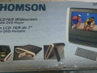 DVD player Thomson DTH620 4