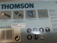 DVD player Thomson DTH620 5