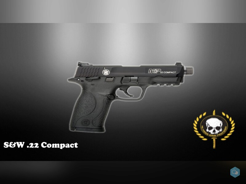 S&W .22 Compact 1