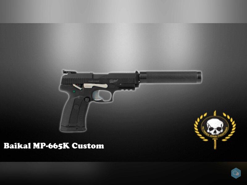 MP-665K Custom 1