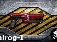 Balrog One (custom AMT AutoMag V) 1