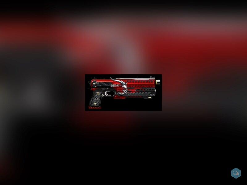 Balrog One (custom AMT AutoMag V) 2