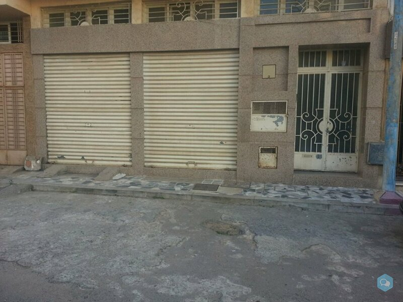 Magasin de 210 m2 à Sidi Maarouf 1
