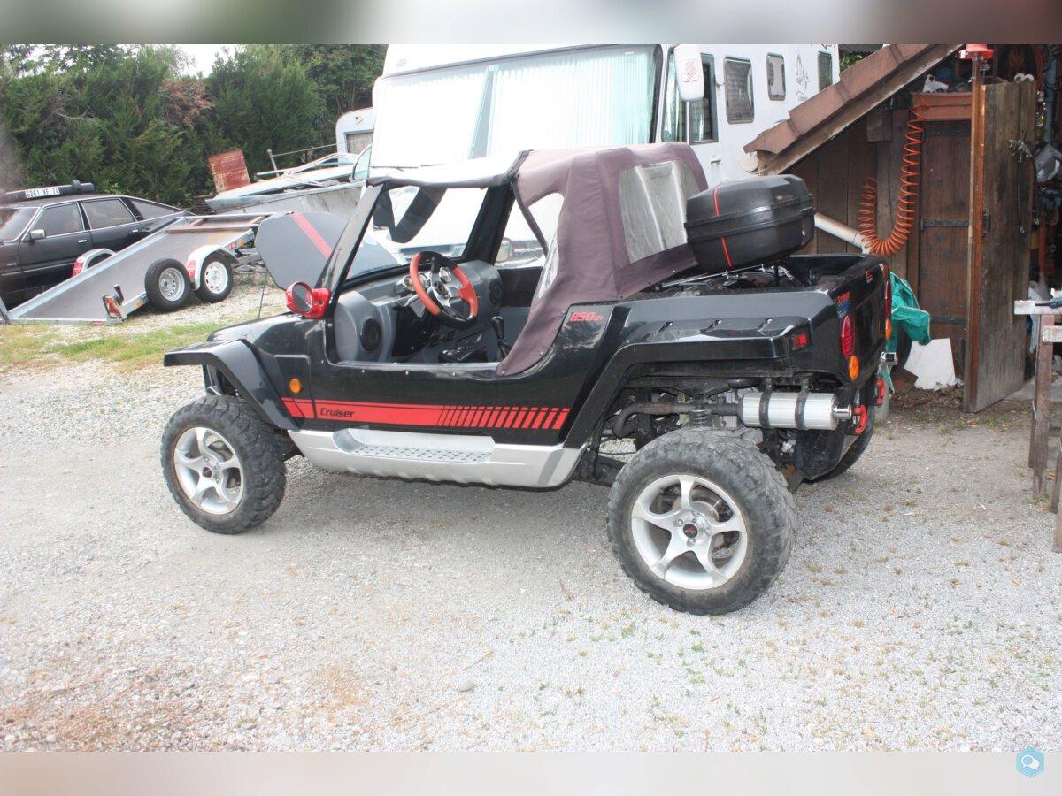 Glamis 850 EFI 4