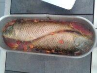 Фарширована риба на замовлення(короп,товстолоб...) 2