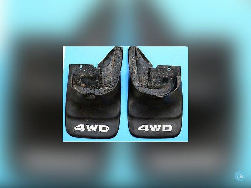 Mud Guard -paraspruzzi 4R '91 1