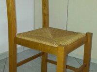 2 sedie in rovere massello 1
