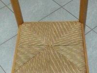 2 sedie robuste in frassino 1