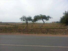 Terrain de 6660 m² à Deroua