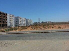 Terrain 10 hectares bien situé à Oulfa