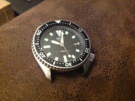 Sold Fs Seiko divers 7002  £45