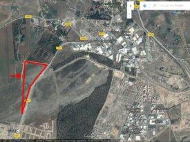 Terrain de 27 hectares à Victoria Bouskoura