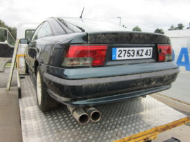 Silencieux calibra turbo universel