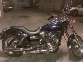 VDS Dyna Superglide Custom 2013
