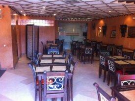 Luxueuse villa restaurant et café à Hed Soualem