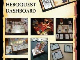 Heroquest Dashboard