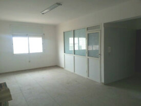 Plateau bureau 50 m² à Oum Rabii Oulfa