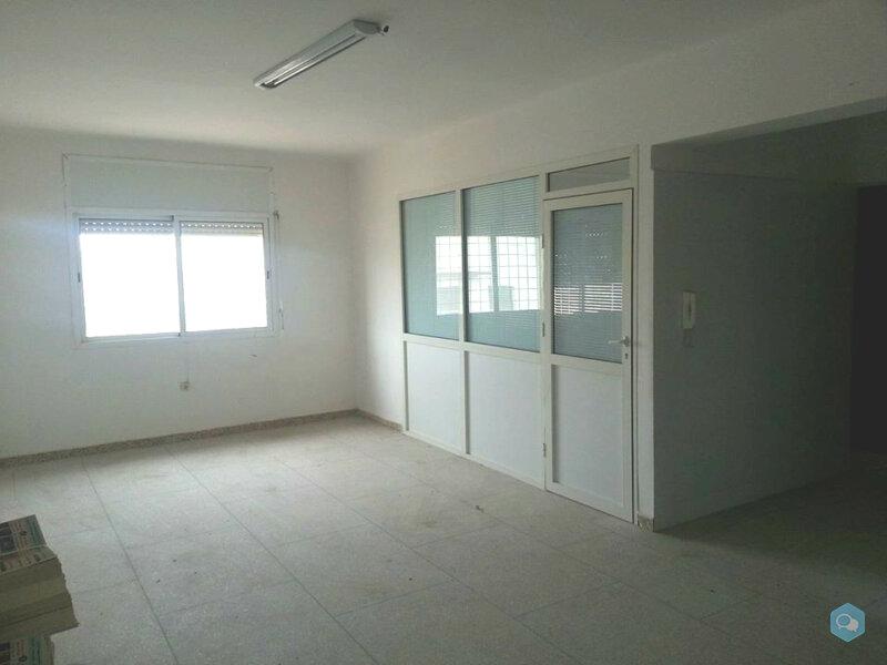 Plateau bureau 50 m² à Oum Rabii Oulfa 1