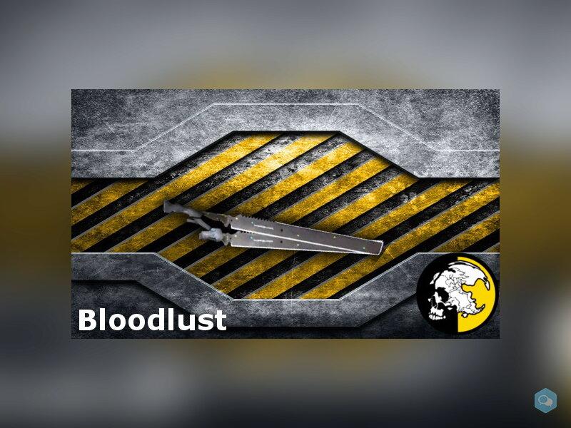 Pincer Blades (Bloodlust) 1